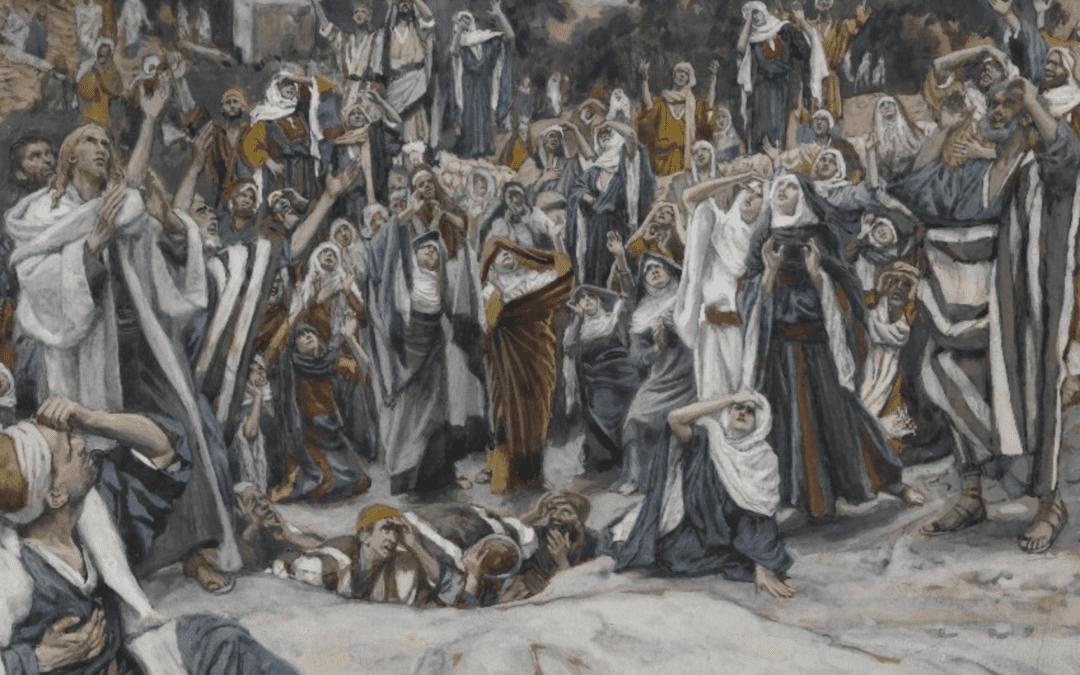 Finding Jesus' Footprints Today