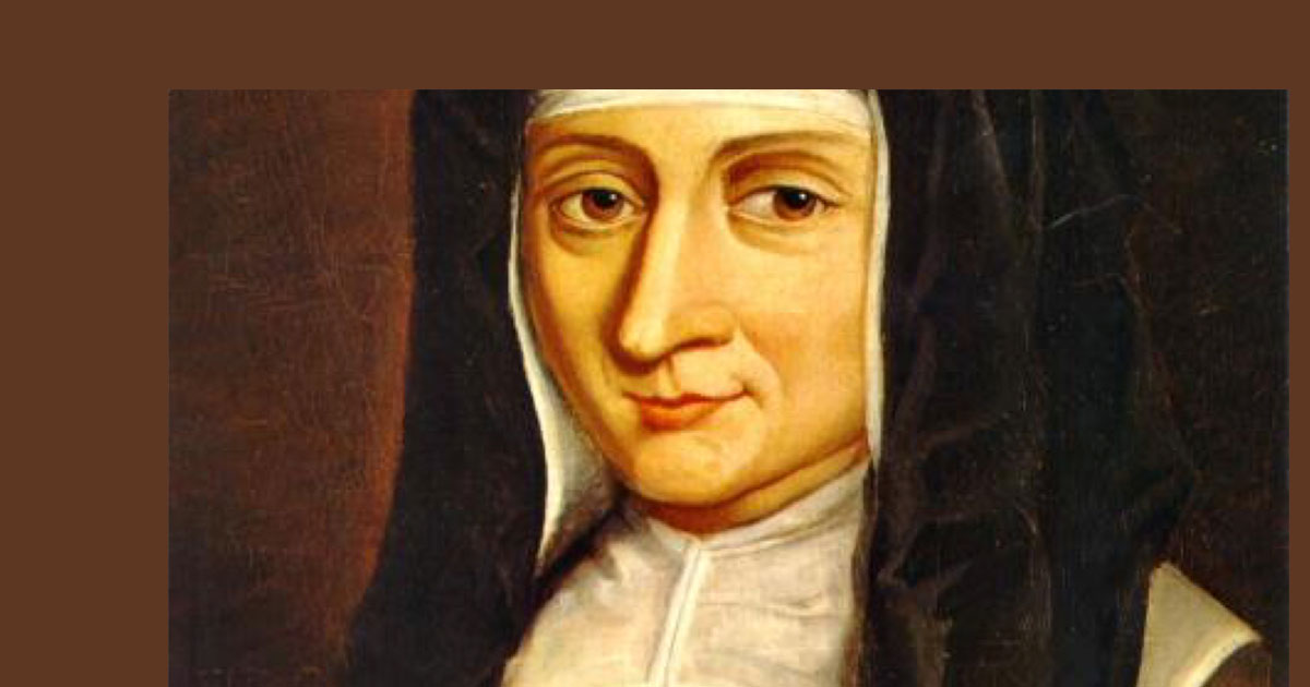 St. Louise de Marillac: The mountain of stones and the diamond