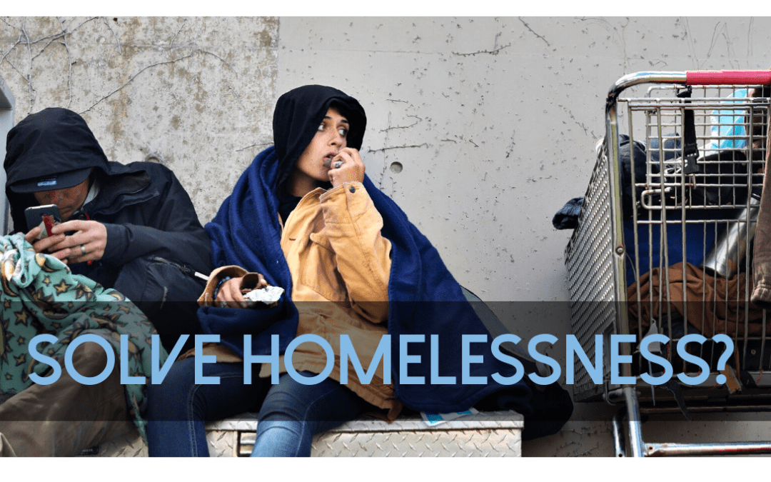 Why the USA Can't Solve Homelessness