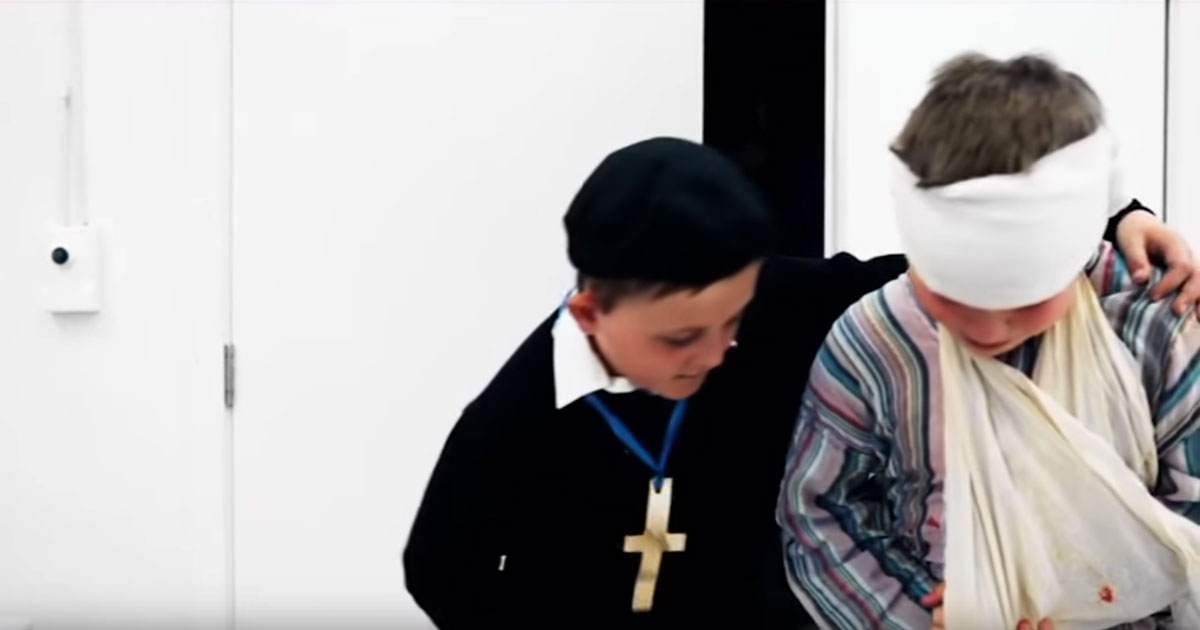The Life of St. Vincent de Paul: By the Children of St Vincent's Primary School