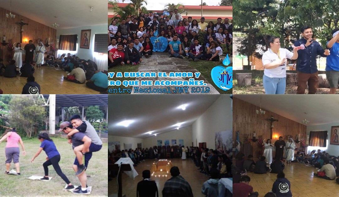 Vincentian Marian Youth Guatemala National Meeting, 2019