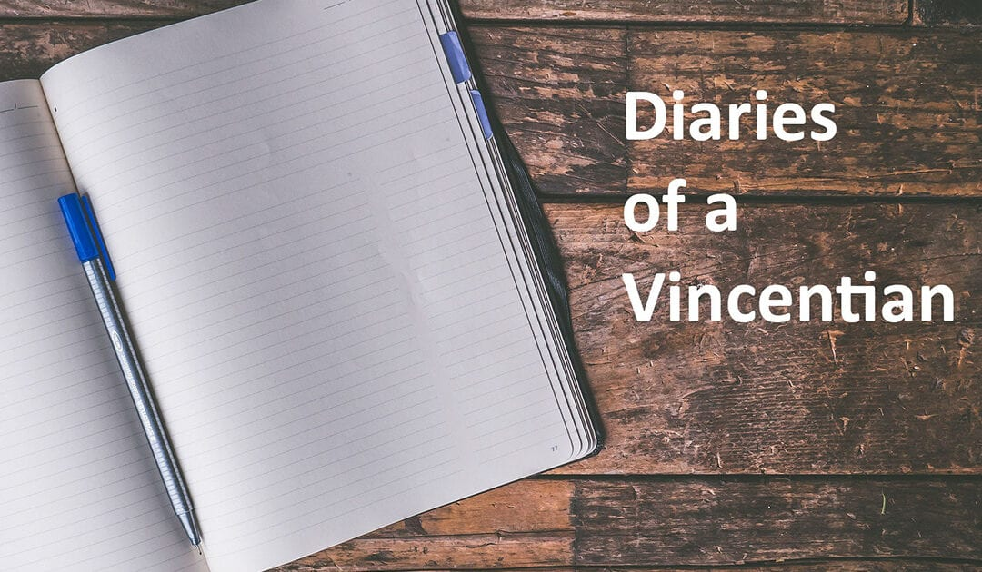 Diaries of a Vincentian: On top of the World