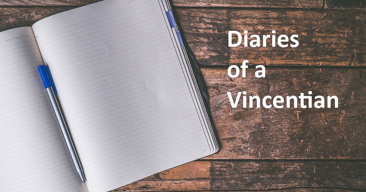 Diaries of a Vincentian: I Know