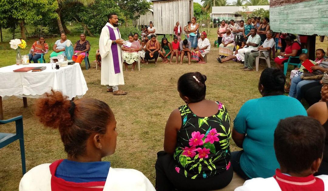 La Moskitia (Honduras), Mission Area