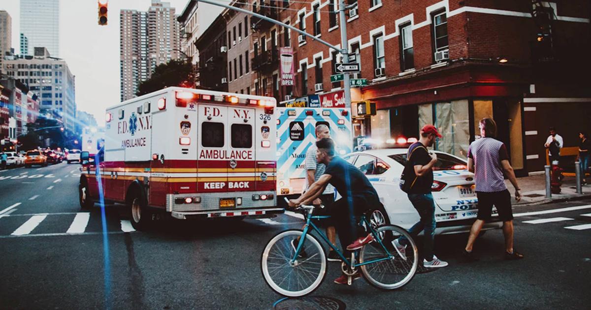 Facing a Medical Emergency Alone