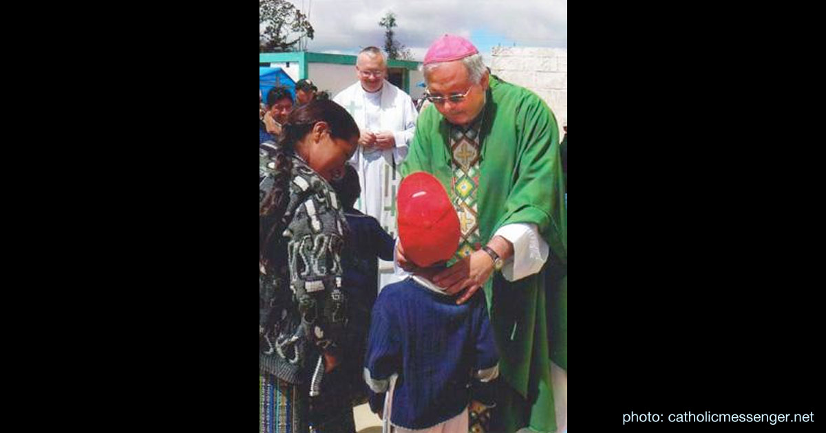 New Cardinal in the Mold of St. Vincent de Paul