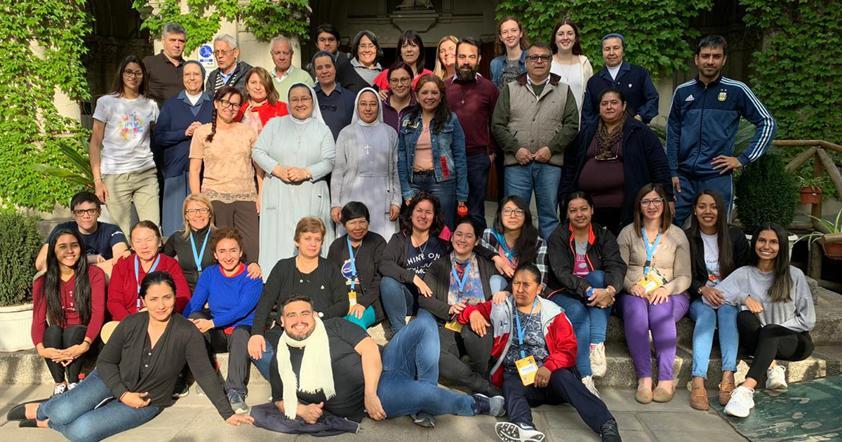 Second Vincentian Formation Session (Chile)