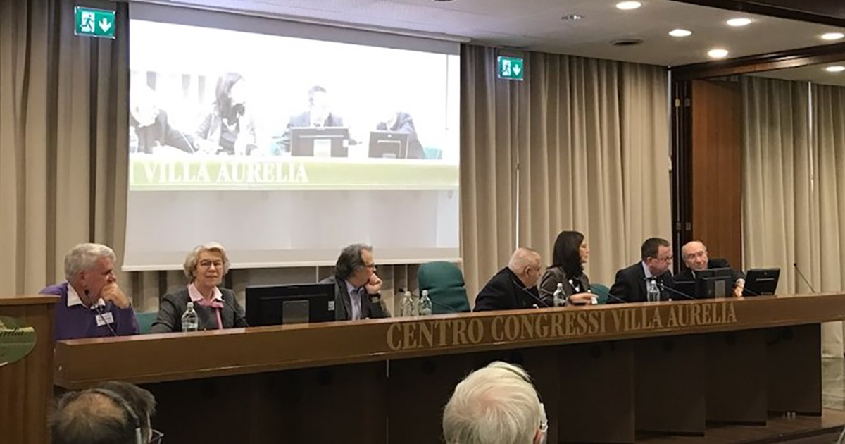 "Forum in Rome: ""Toward a More Inclusive Society"""
