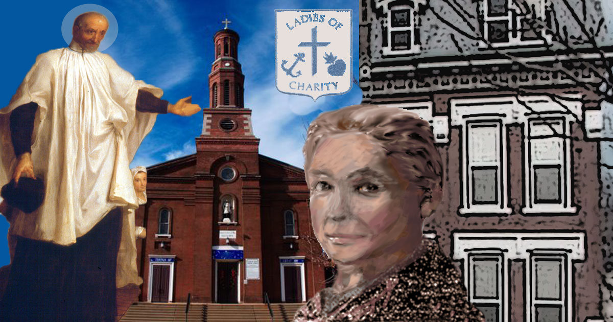 December 8: First Association of Ladies of Charity in the U.S.