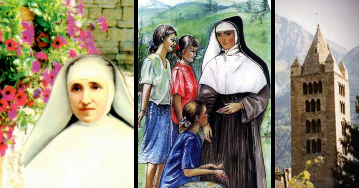 "Blessed Némésia Valle: ""Open Heart and Open Arms"""
