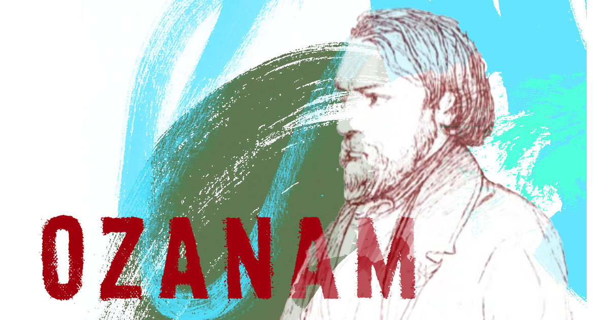 Frederic Ozanam and Servant Leadership