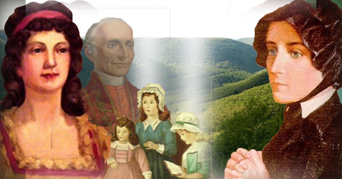 Key Role of Friendship in the Life of St. Elizabeth Ann Seton