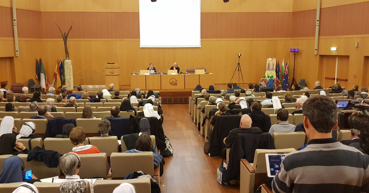 Meeting of the Leaders of the Vincentian Family, Rome 2020:  January 9, 2020 #FamVin2020Roma