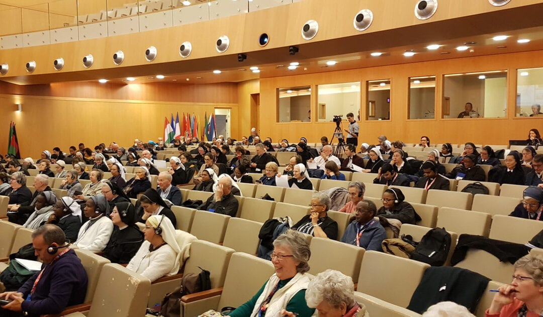 Meeting of the Leaders of the Vincentian Family, Rome 2020: January 10 #FamVin2020Roma