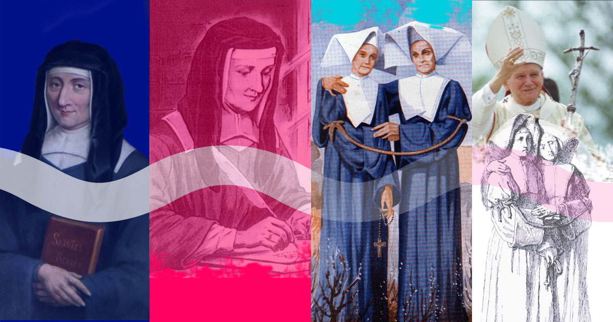 Daughters of Charity – Martyrs of Angers (February 1)