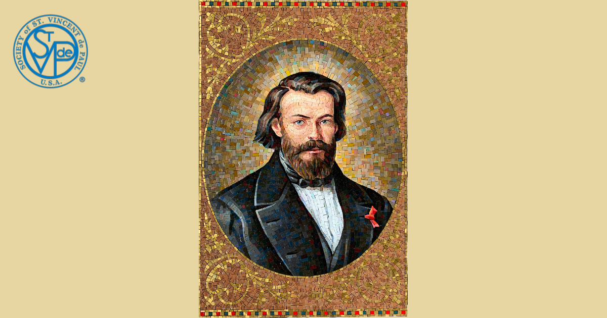 Blessed Frederic Ozanam to be Honored at U.S. National Basilica