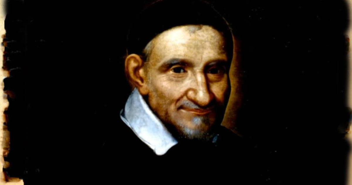 St. Vincent de Paul: His Road to Sanctity