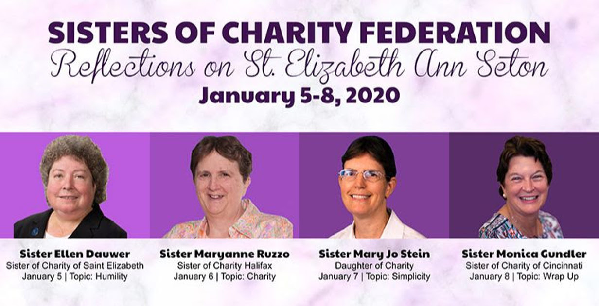 Sisters Offer Video Reflections on St. Elizabeth Ann Seton