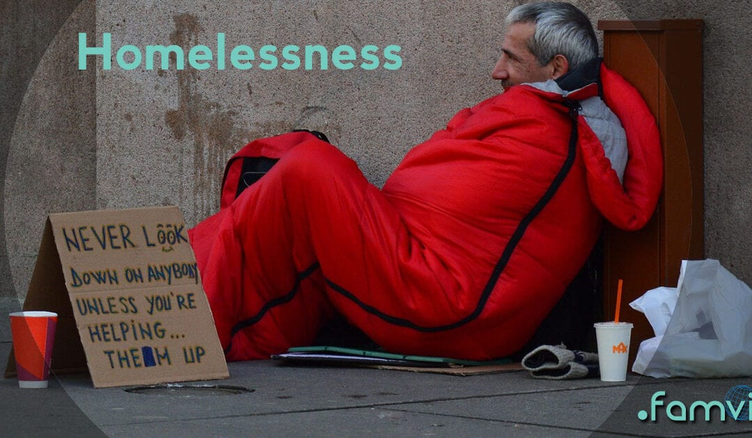 Homelessness – First Aid AND Long Term Solutions