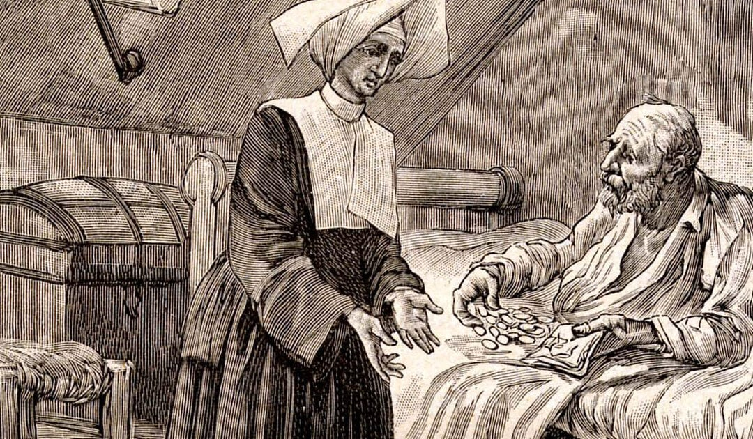 Bl. Rosalie Rendu: Serving and Advocating for Persons in Need of Health Care
