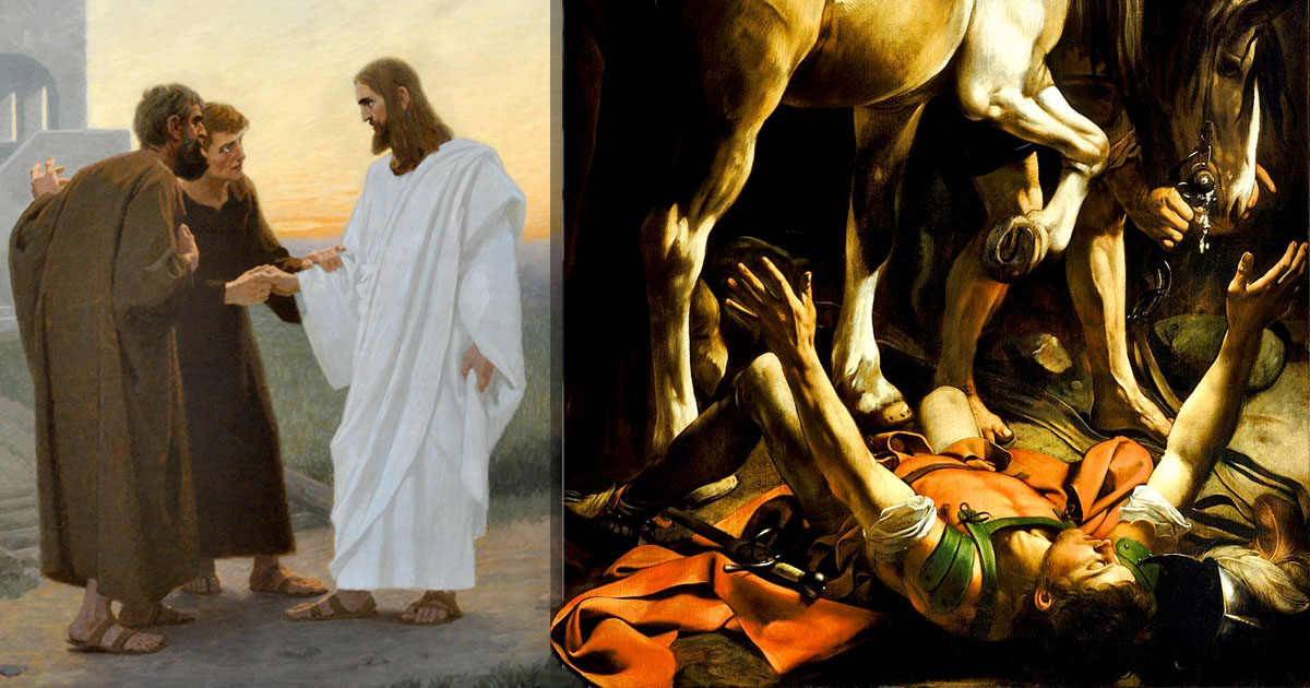 What Can We Learn From Our Roads to Emmaus and Damascus?