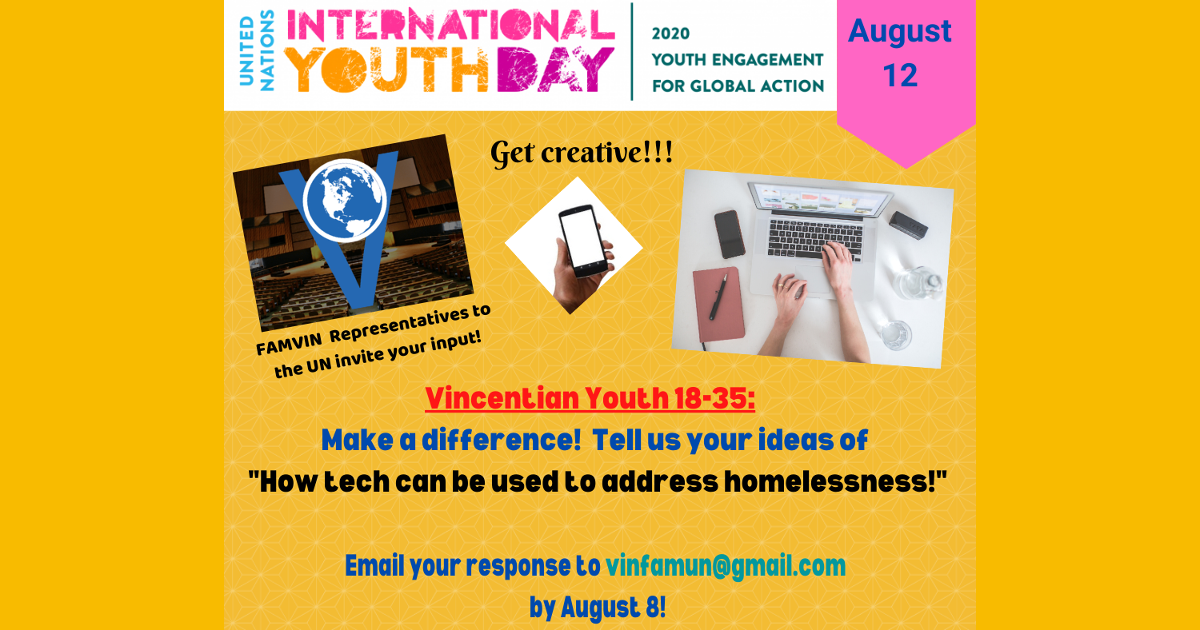 Calling All Youth Ages 18 -35