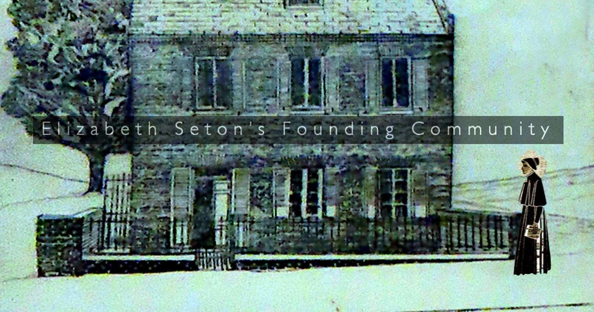 Vows of St. Elizabeth Seton's Founding Community (July 19, 1813)