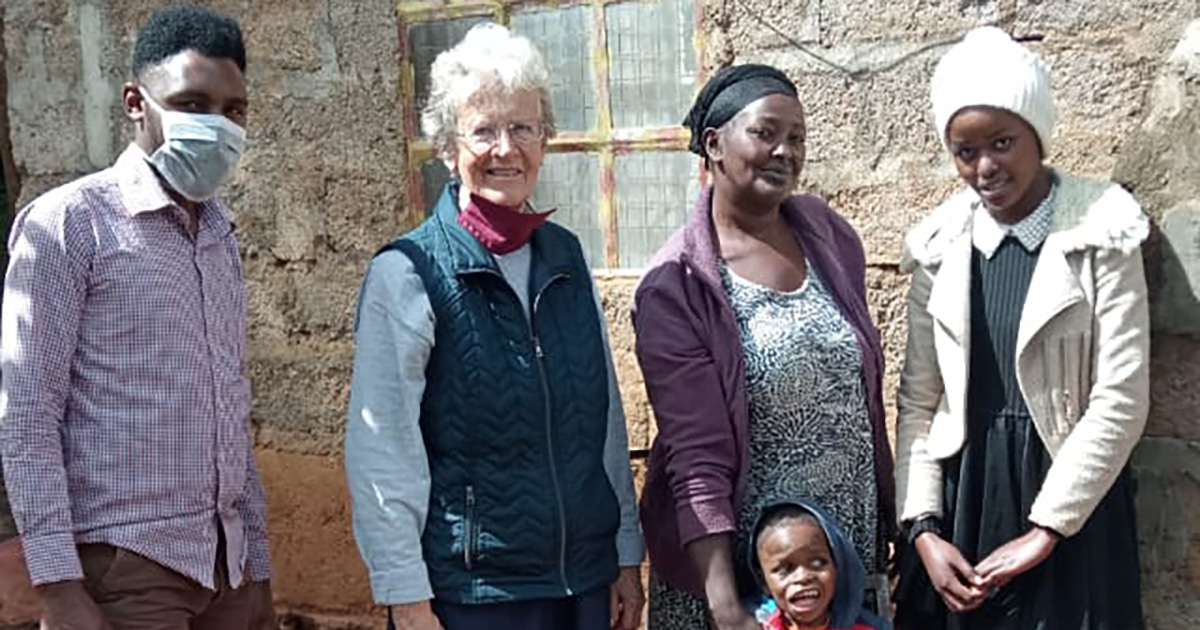 Helping Our Neighbors in Thigio, Kenya: Doing What We Can, Where We Can