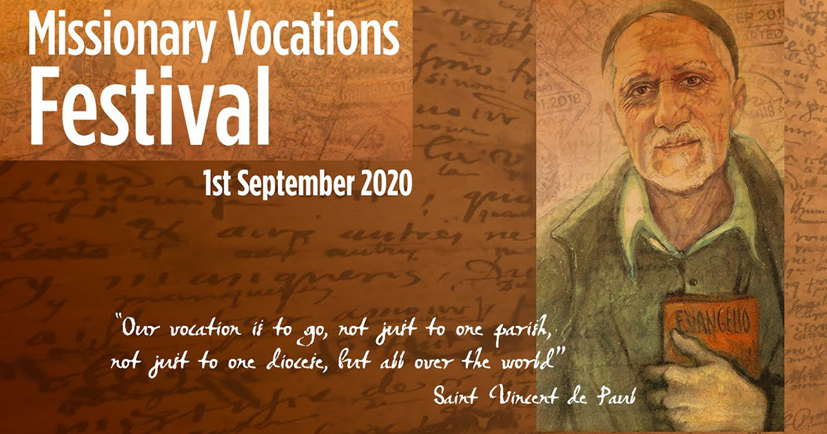 The Congregation of the Mission holds its first Missionary Vocation Festival