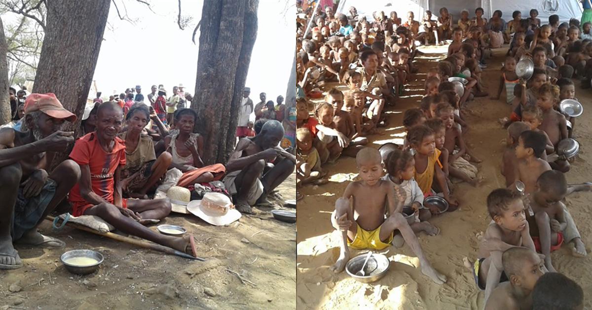 """""""Kéré"""": Famine in the South of Madagascar"""