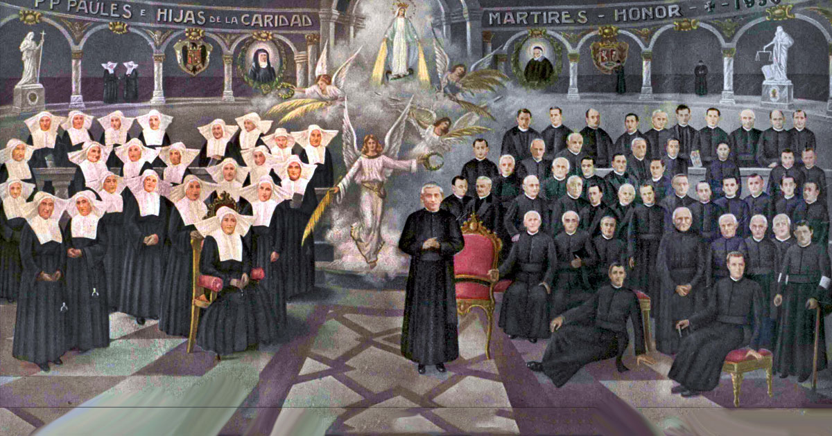 Vincentian Martyrs of the Spanish Civil War: Meaning For Our Own Era