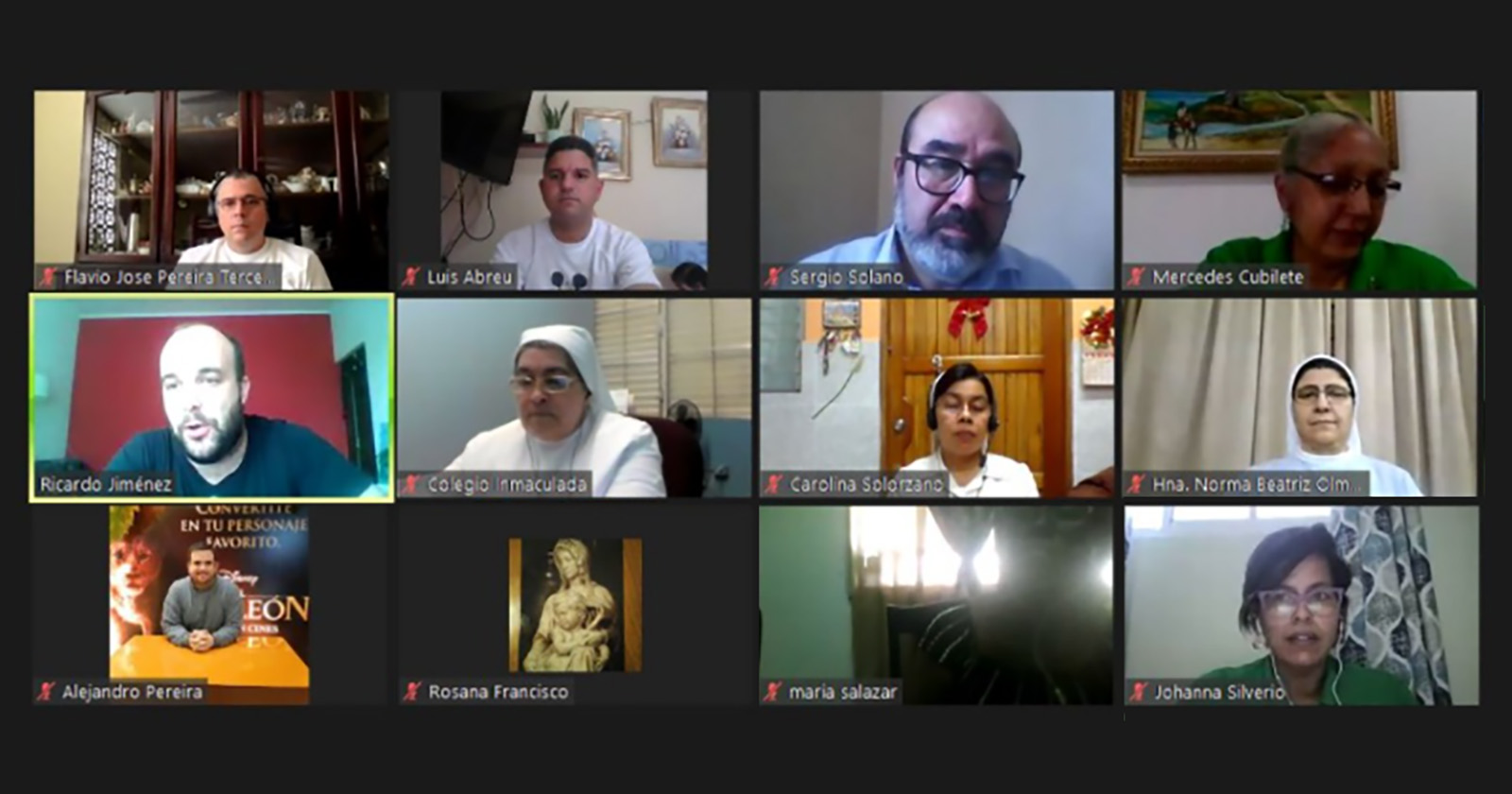 Confraternity of Vincentian Teachers in Latin America