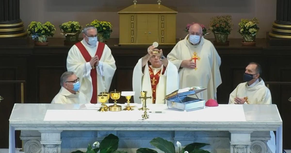 175th Anniversary of SSVP USA: Eucharistic Celebration in Saint Louis