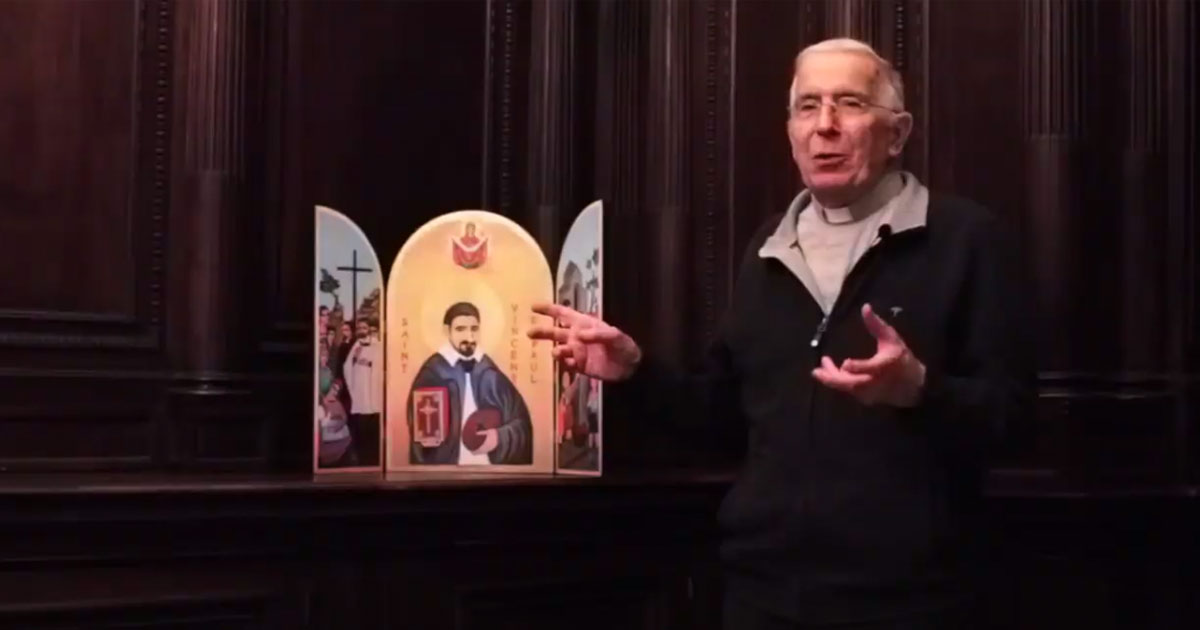 Congregation of the Mission: A video by Father Luigi Mezzadri, C.M.