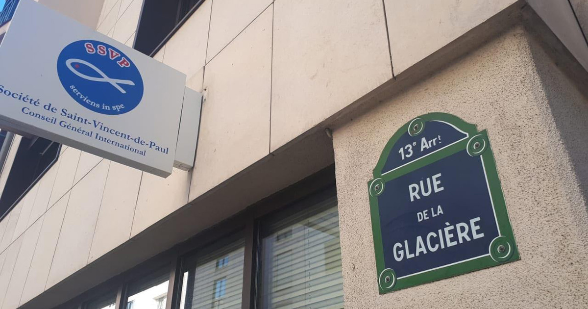 Meet the new international headquarters of the Society of St. Vincent de Paul