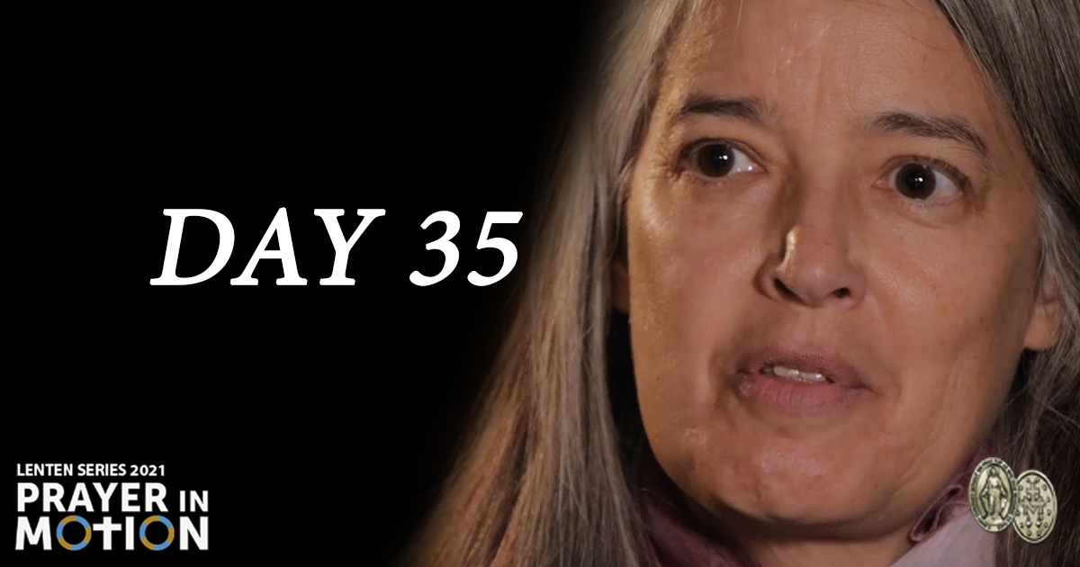 Lenten Video Series: Day 35, Greater Than Ourselves