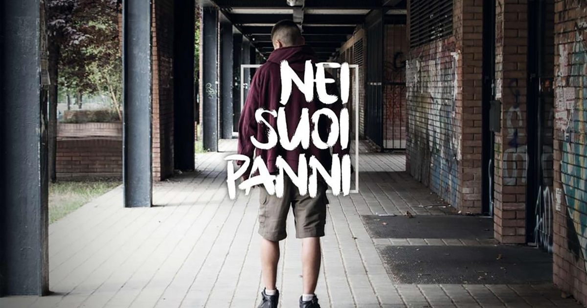 """In his shoes (""""Nei suoi panni"""")"""