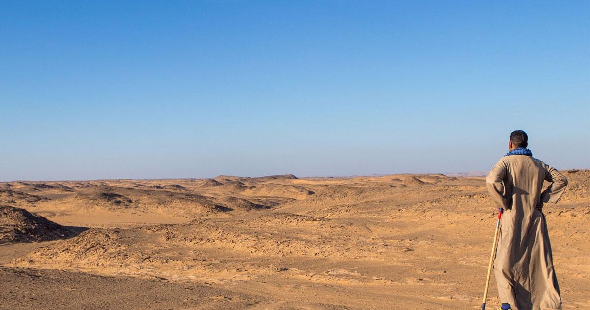 Lenten Reflection: The Spirit Accompanies Us in the Desert