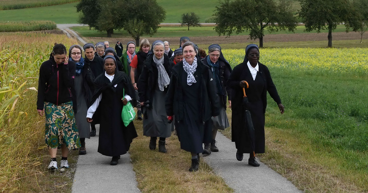 Interview with Sr. Elisabeth Halbmann, General Superior of the Sisters of Mercy of St. Vincent de Paul in Untermarchtal (Germany)