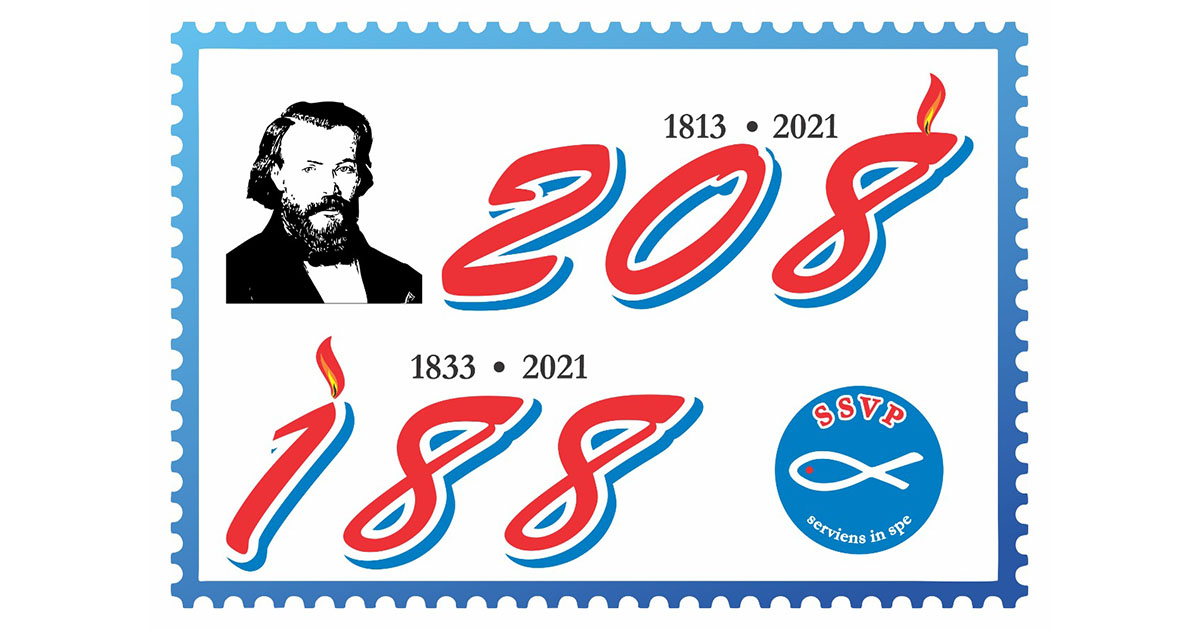 Congratulations to the SSVP on its 188 Years of History!