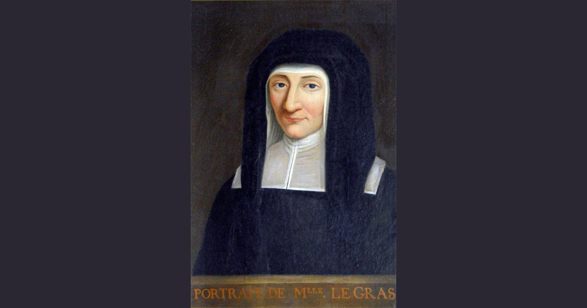 The Prayer Life of Louise de Marillac
