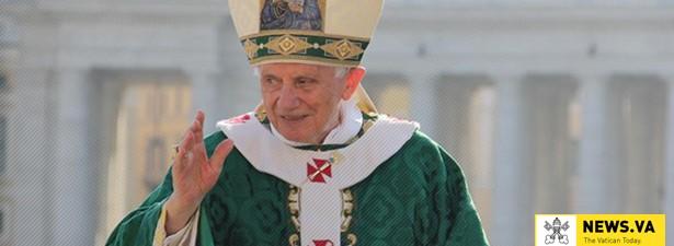 Benedicto XVI anunció que por la edad avanzada renuncia al ministerio de Obispo de Roma, sucesor de San Pedro