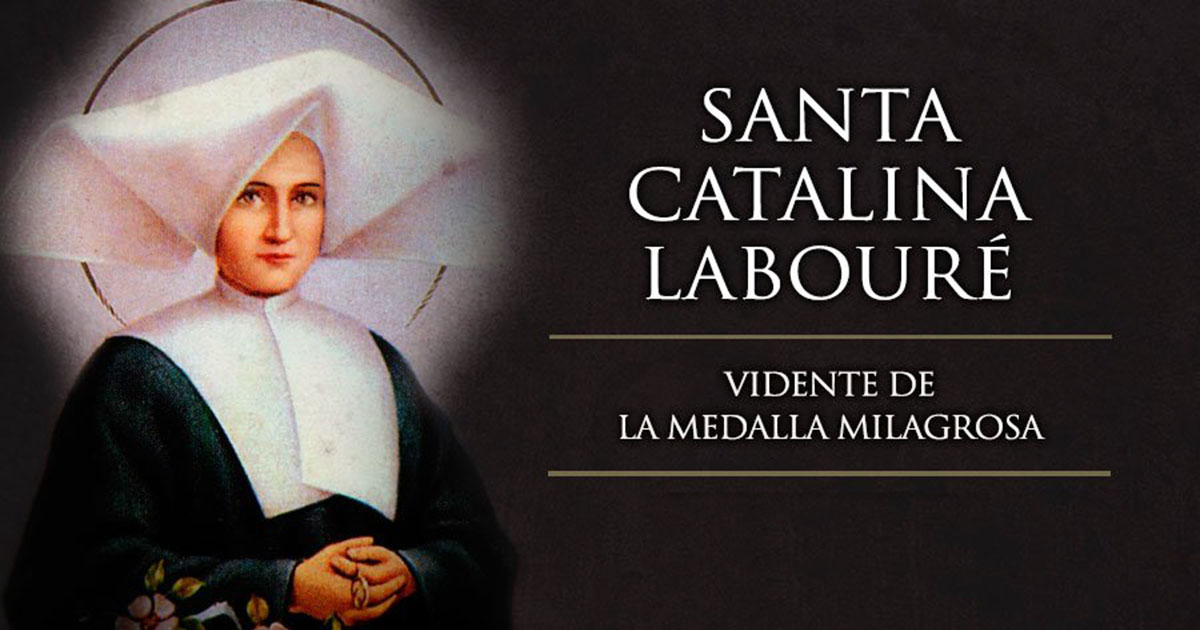 Image result for Santa Catalina Labouré