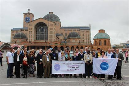 Reunión de la Confederación Internacional de la SSVP en Sao Paulo (Brasil)