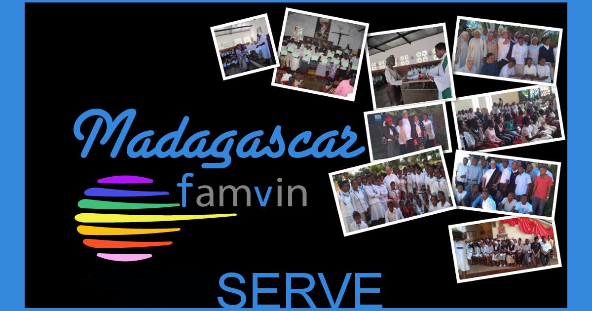 Servir: Colaboración Vincenciana en Madagascar