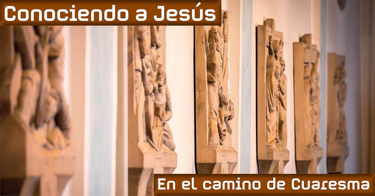 Conocer a Jesús