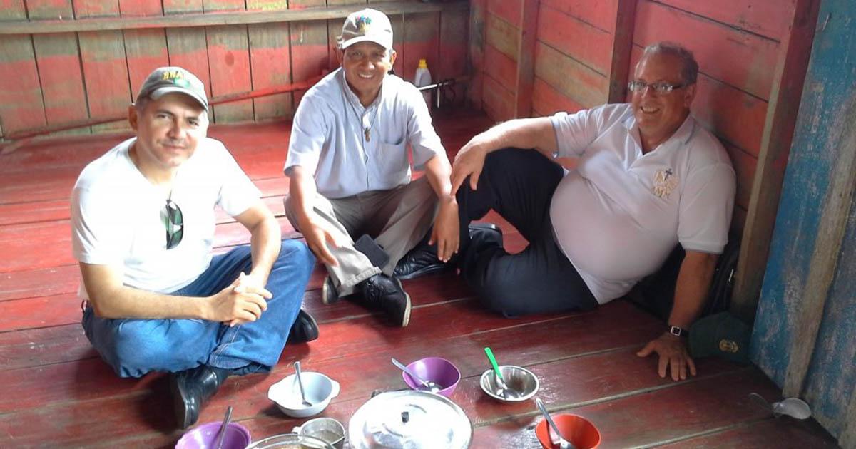 El Superior General visita la Prelatura de Tefé, Amazonas (Brasil)