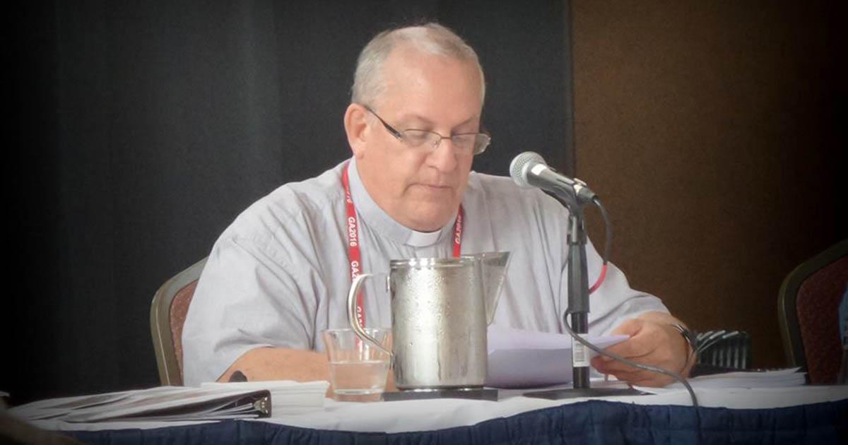 Entrevista al P. Gregory G. Gay en vísperas de terminar su servicio de Superior General