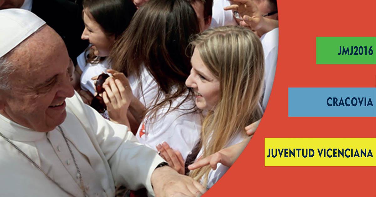 Los jóvenes vicencianos en la JMJ2016: Galería de imágenes