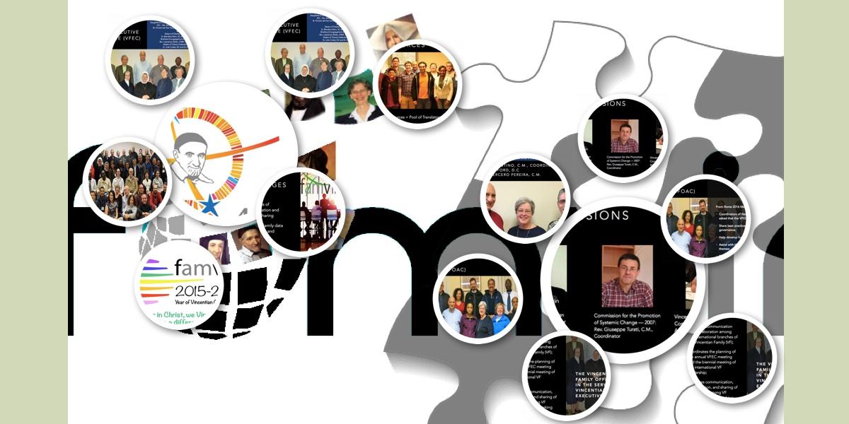 Reunión Anual del Comité Ejecutivo de la Familia Vicentina
